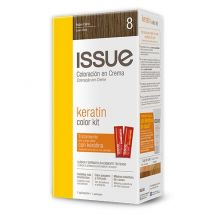 KIT COLOR TINTA ISSUE KERATINA N.8
