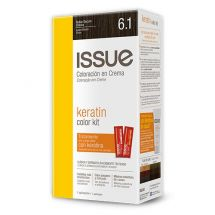 KIT COLOR TINTA ISSUE KERATINA N.6.1