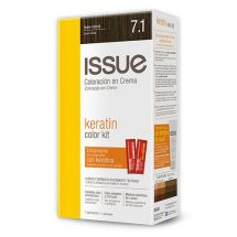 KIT COLOR TINTA ISSUE KERATINA N.7.1