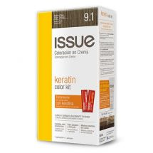KIT COLOR TINTA ISSUE KERATINA N.9.1