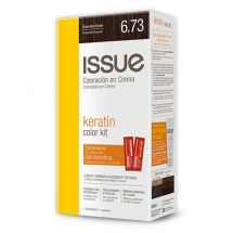 KIT COLOR TINTA ISSUE KERATINA N.6.73