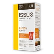 KIT COLOR TINTA ISSUE KERATINA N.7.11