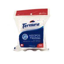 HISOPOS TERNURA X150 UNIDADES