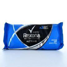 BARRA REXONA ACTIVE X3 UNIDADES 125 GRS.
