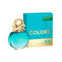 PERFUME EDT BENETTON BLUE HER 80 ML