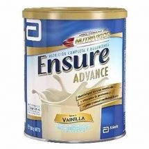 ENSURE ADVANCE VAINILLA 400 G