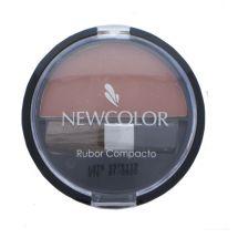 RUBOR NEW COLOR COMPACTO OSCURO