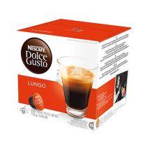 CAFE NESCAFE DOLCE GUSTO CAFFE LUNGO X16 CÁPSULAS