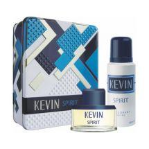 PERFUME EDT KEVIN SPIRIT 60 ML + DESODORANTE 150 ML