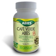 CAFE VERDE ABIES 30 CÁPSULAS