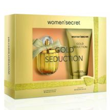 PERFUME WOMEN SECRET GOLD SEDUCTION EDP 100ML + BODY LOTION 200M