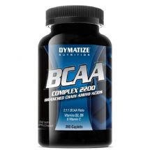 BCAA COMPLEX 2200 200CT