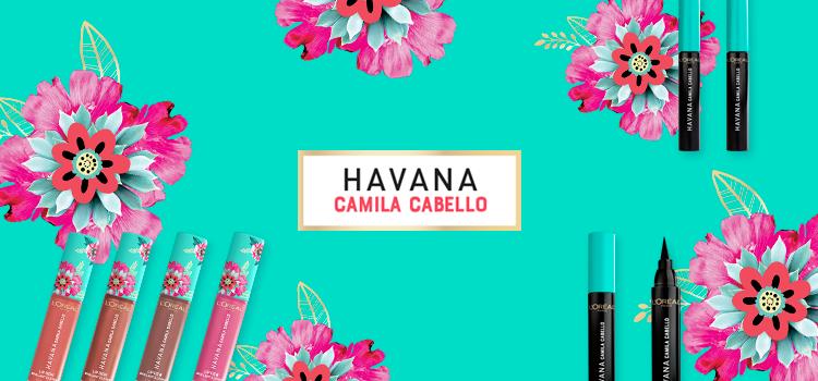 L'Oreal Havana: Camila Cabello