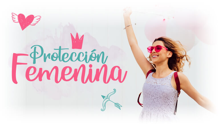 protección femenina