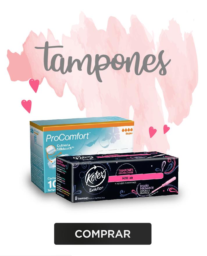 tampones