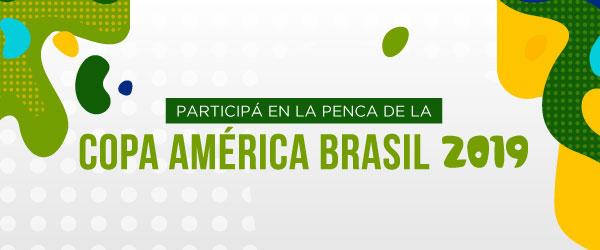 Penca Copa America Farmacard